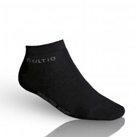 Snížené ponožky s aktivním stříbrem