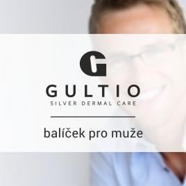 Balíček pro muže s aktivním stříbrem Gultio