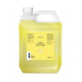 Šampon s aktivním stříbrem, aloe vera a panthenolem náhradní náplň