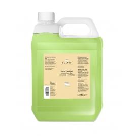 Tekuté mýdlo s aloe, šalvějí, lanolínem a stříbrem - náhradní náplň
