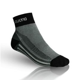 Ponožky s aktivním stříbrem Medical track
