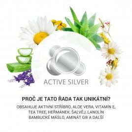 Kosmetika s přírodními extrakty a aktivním stříbrem pro nás - rodinné zvýhodněné balení